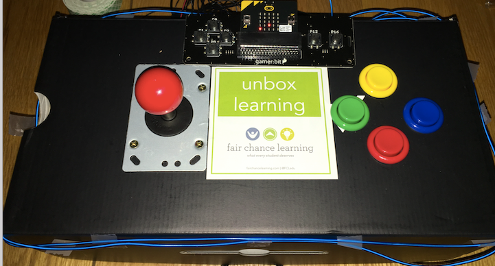 Gaming with micro:bit